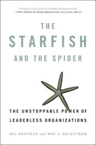 Ori Brafman / Rod Beckstrom: The Starfish and The Spider