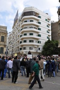 Prag – Peking – Berlin – Kairo – Florida – Emergent: Fragen zu Ägypten